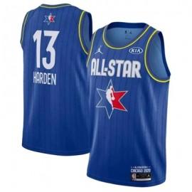 Camiseta James Harden #13 All Star 2020 Azul