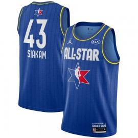 Camiseta Pascal Siakam #43 All Star 2020 Azul