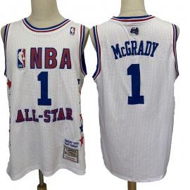 Camiseta Tracy McGrady #1 2003 All Star Blanco
