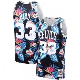 Camiseta Larry Bird #33 Boston Celtics 2019 Estampado Edition