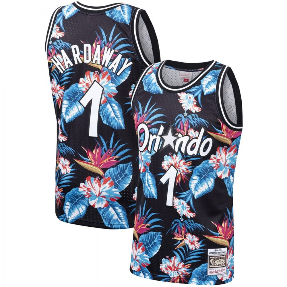 Camiseta Penny Hardaway #1 Orlando Magic 2019 Estampado Edition