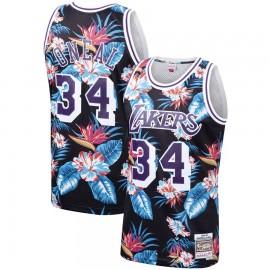 Camiseta Shaquille O'Neal #34 Los Angeles Lakers 2019 Estampado Edition