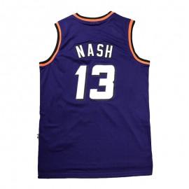 Camiseta Steve Nash #13 Phoenix Suns 2020 Púrpura Estampado Edition