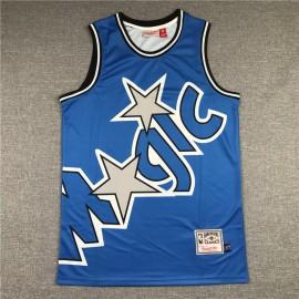 Camiseta Tracy McGrady #1 Orlando Magic 2020 Azul Mitchell & Ness