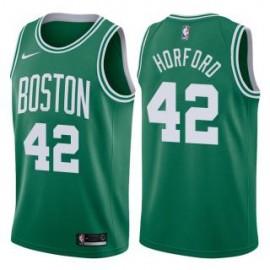 Camiseta Al Horford #42 Boston Celtics 17/18 Verde Icon Edition
