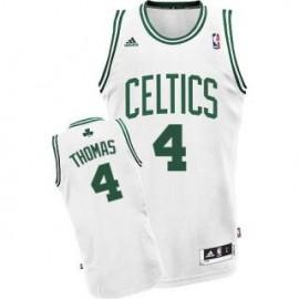 Camiseta Isaiah Thomas #4 Boston Celtics 17/18 Blanco