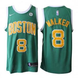 Camiseta Kemba Walker #8 Boston Celtics 17/18 Verde Earned Edition