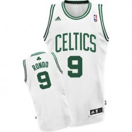 Camiseta Rajon Rondo #9 Boston Celtics 17/18 Blanco