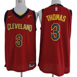 Camiseta Isiah Thomas #3 Cleveland Cavaliers 17/18 Rojo