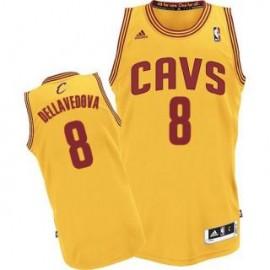 Camiseta Matthew Dellavedova #8 Cleveland Cavaliers 17/18 Amarillo