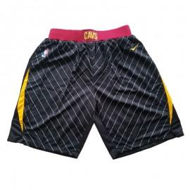Pantalon Corto Cleveland Cavaliers 17/18 Negro