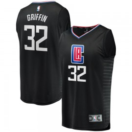 Camiseta Blake Griffin #32 Los Angeles Clippers 18/19 Negro Statement