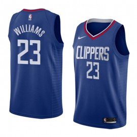 Camiseta Lou Williams #23 Los Angeles Clippers 18/19 Azul Icon