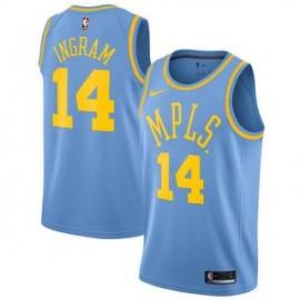 Camiseta Brandon Ingram #14 Los Angeles Lakers MPLS