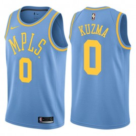 Camiseta Kyle Kuzma #0 Los Angeles Lakers MPLS