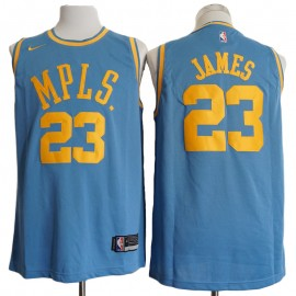Camiseta LeBron James #23 Los Angeles Lakers MPLS