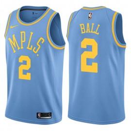 Camiseta Lonzo Ball #2 Los Angeles Lakers MPLS