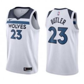 Camiseta Jimmy Butler #23 Minnesota Timberwolves 17/18 Blanco Association