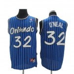 Camiseta Shaquille O'Neal #32 Orlando Magic 03/04 Azul Classic