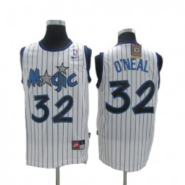 Camiseta Shaquille O'Neal #32 Orlando Magic 03/04 Blanco Classic