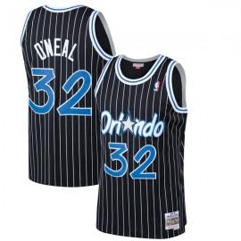 Camiseta Shaquille O'Neal #32 Orlando Magic 03/04 Negro Classic
