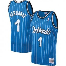 Camiseta Tracy McGrady #1 Orlando Magic 03/04 Azul Classic