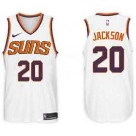 Camiseta Josh Jackson #20 Phoenix Suns 17/18 Blanco Association Edition