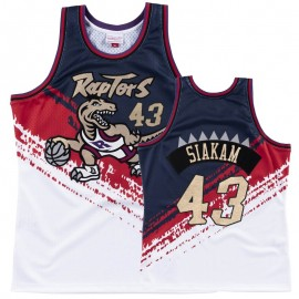 Camiseta Pascal Siakam #43 Toronto Raptors Blanco Independence Day Edition