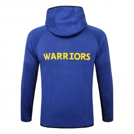 Chandal Golden State Warriors Con Capucha Azul