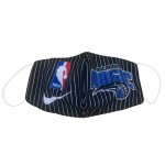 Mascarilla de Tela Orlando Magic Negro Adulto