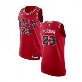 Camiseta Michael Jordan #23 Chicago Bulls 17/18 Rojo Icon Edition Niño