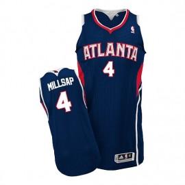 Camiseta Paul Millsap #4 Atlanta Hawks Azul