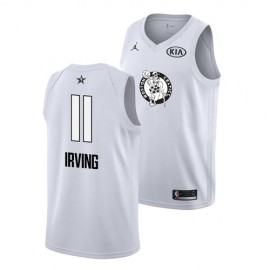 Camiseta Kyrie Irving #11 Boston Celtics All Stra 2018 Blanco