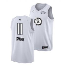 Camiseta Kyrie Irving #11 Boston Celtics All Stra 2018 Blanco