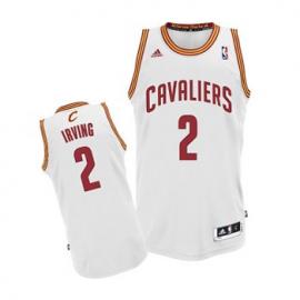 Camiseta Kyrie Irving #2 Cleveland Cavaliers Blanco