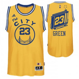 Camiseta Draymond Green #23 Golden State Warriors Amarillo City Classic