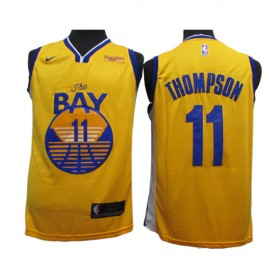 Camiseta Klay Thompson #11 Golden State Warriors 2020 Amarillo Statement