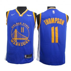 Camiseta Klay Thompson #11 Golden State Warriors 2020 Azul