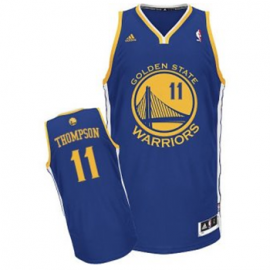 Camiseta Klay Thompson #11 Golden State Warriors Azul