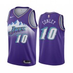 Camiseta Mike Conley Jr. #10 Utah Jazz 19/20 Purpura Icon Edition