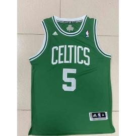 Camiseta Kevin Garnett #5 Boston Celtics Verde