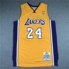 Camiseta Kobe Bryant #24 Los Angeles Lakers 2006/07 Amarillo Classic