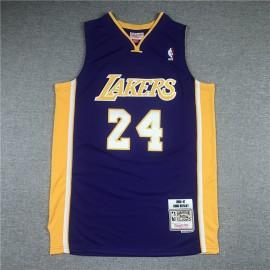 Camiseta Kobe Bryant #24 Los Angeles Lakers 2006/07 Púrpura Classic