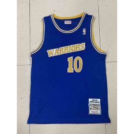 Camiseta Penny Hardaway #10 Golden State Warriors Azul