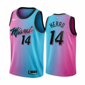 Camiseta Tyler Herro #14 Miami Heat 2021 City Edition