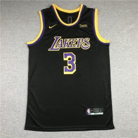 Camiseta Anthony Davis #3 Los Angeles Lakers Earned Edition