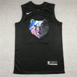 Camiseta Ja Morant #12 Memphis Grizzlies Rainbow Edition