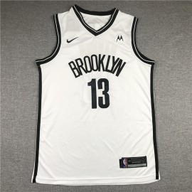 Camiseta James Harden #13 Brooklyn Nets Blanco