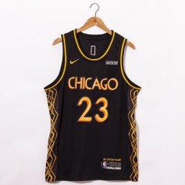 Camiseta Michael Jordan #23 Chicago Bulls 2021 City Edition