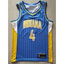 Camiseta Victor Oladipo #4 Indiana Pacers 2021 City Edition